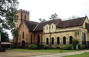 St. Paul's Church - 15Km