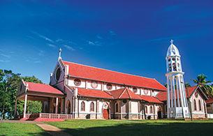 Wahakotte St.Anthony's Church - 42 Km