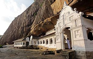 Dambulla Rock Temple - 54 Km